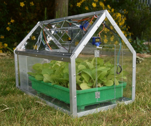 IGreenhouse - Intelligent Greenhouse