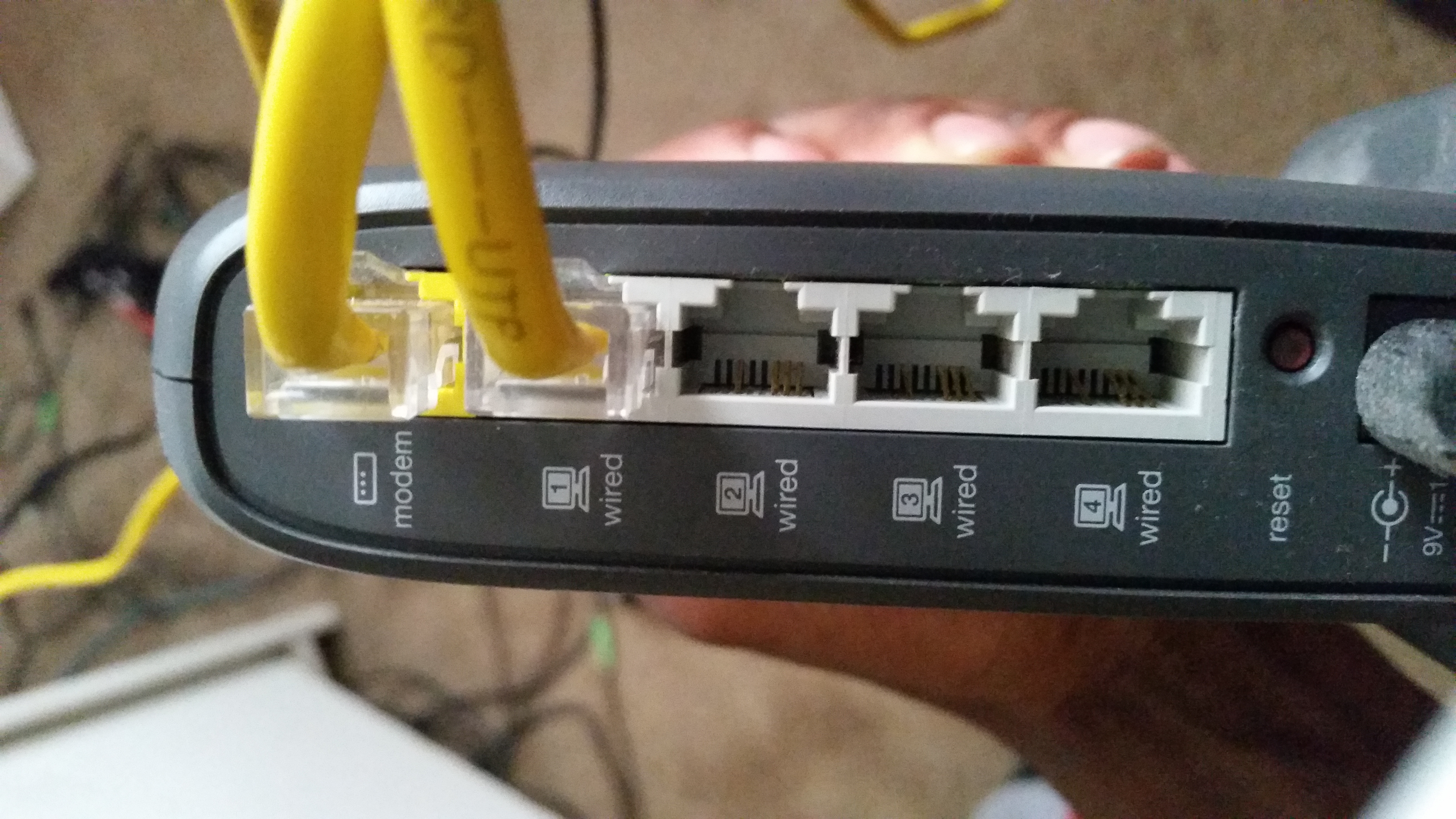 Picture of Cable Connection