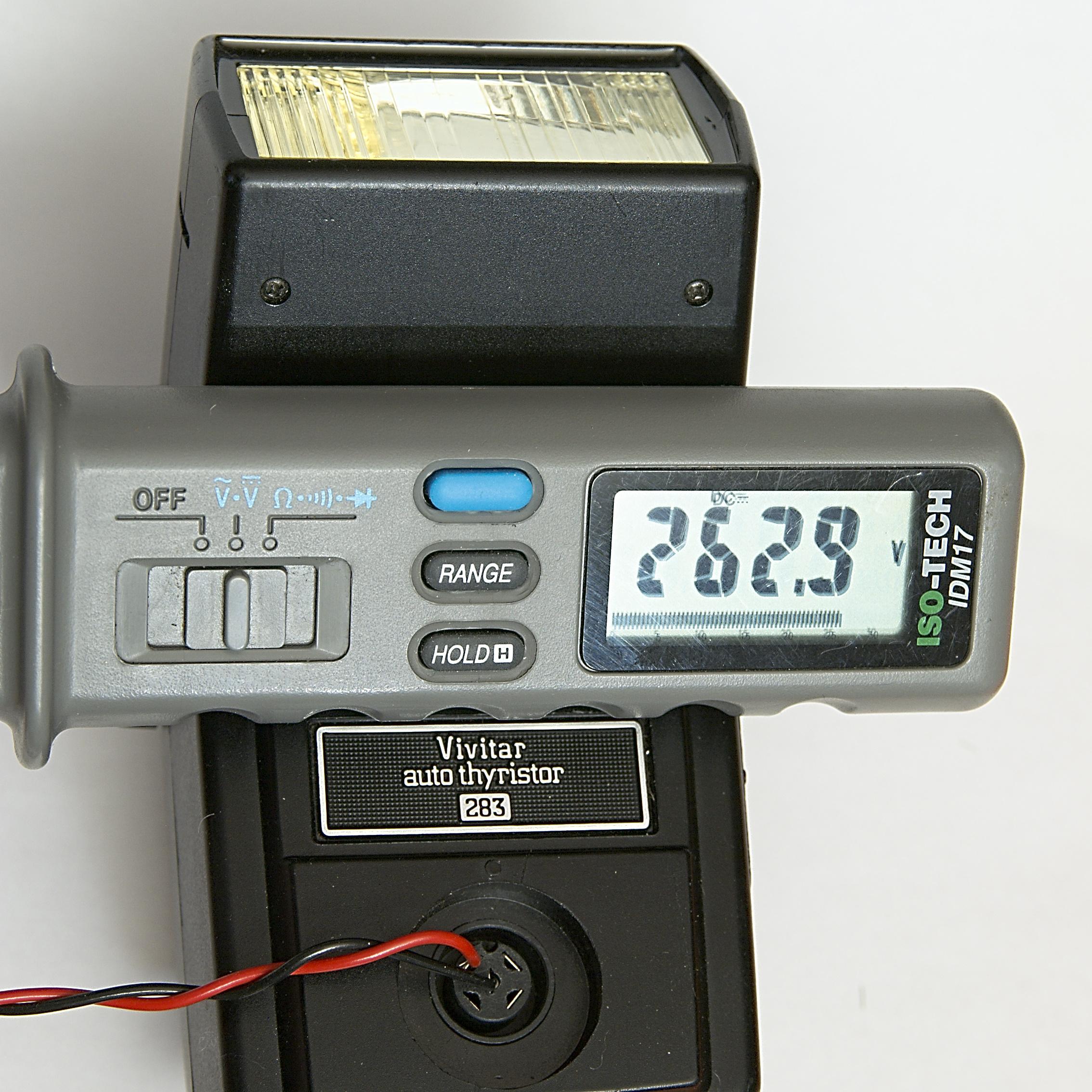 FJ95Y69GJQEK682?width=2100 taming the high trigger voltage of the vivitar 283 5 steps