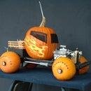 PUMPKIN TRUCK(halloween contest 2008)