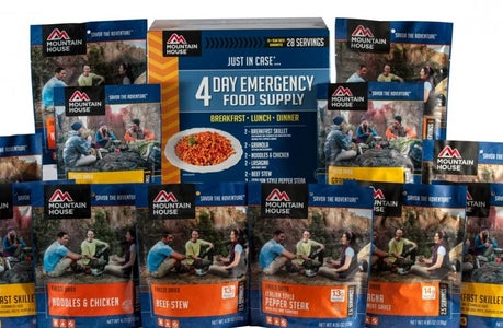 Energy Foods and Dried Goods