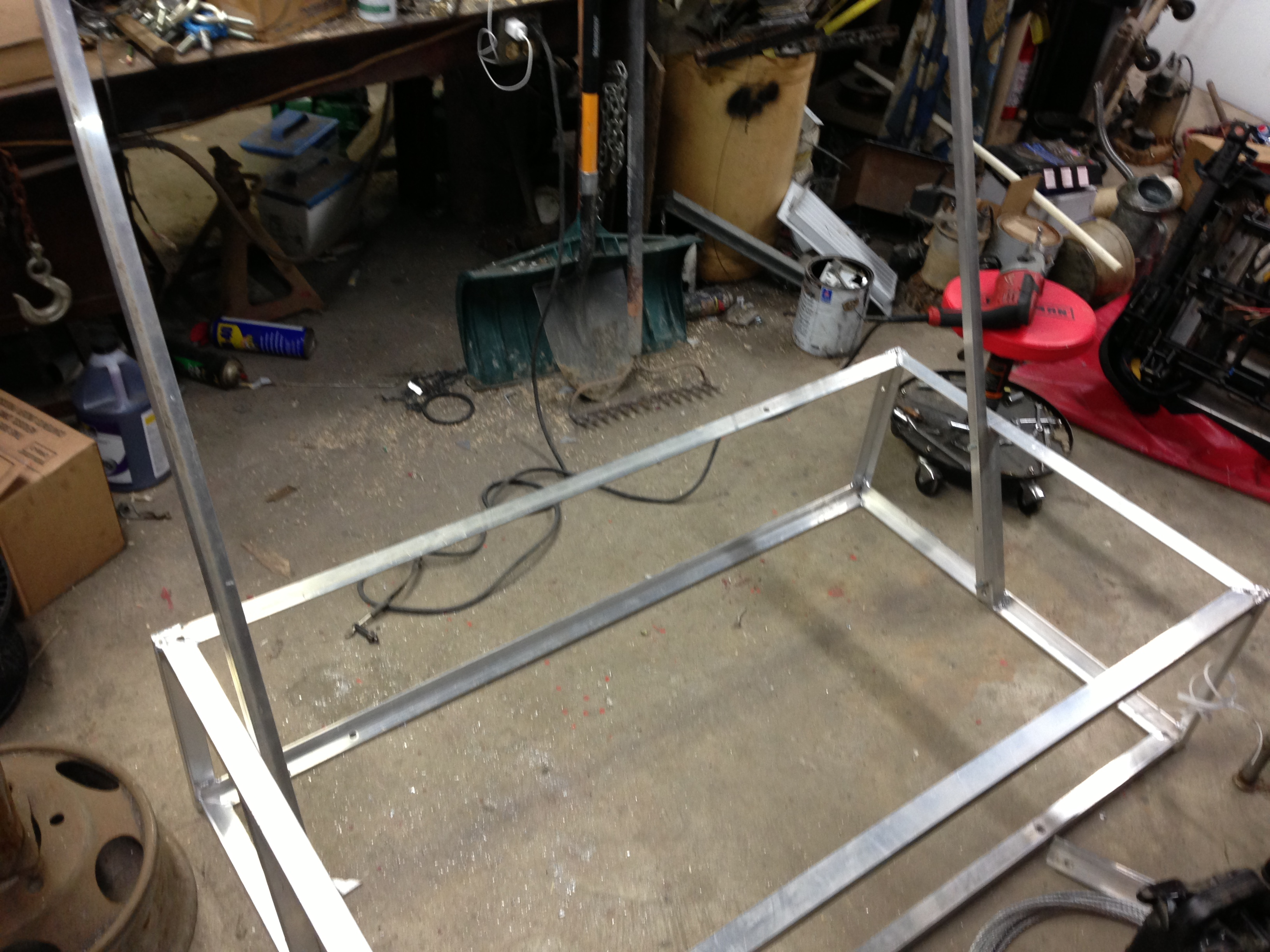 Picture of Mounting the Backrest