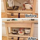 Adding a Drawer to an IKEA Kitchen Island