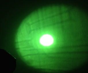 Green Hunting Hog Light