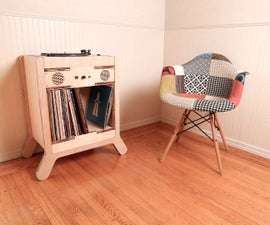 Turntable Cabinet
