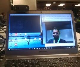 Intel Edison Espião + Bot Telegram