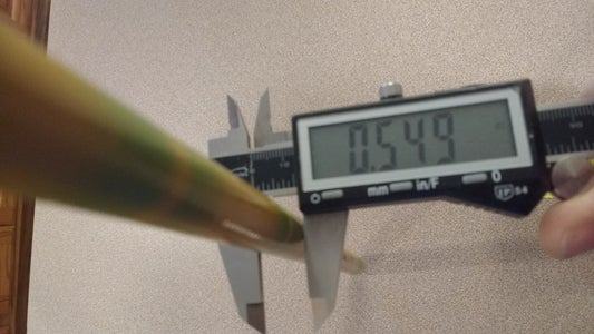 Measure Your Rod Blank