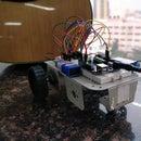 KIVI (Leap Motion Controlled Arduino Vehicle)