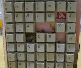 Keyboard Book Cover