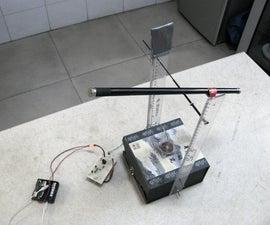 Electronic Pendulum Made Into Brushless Motor