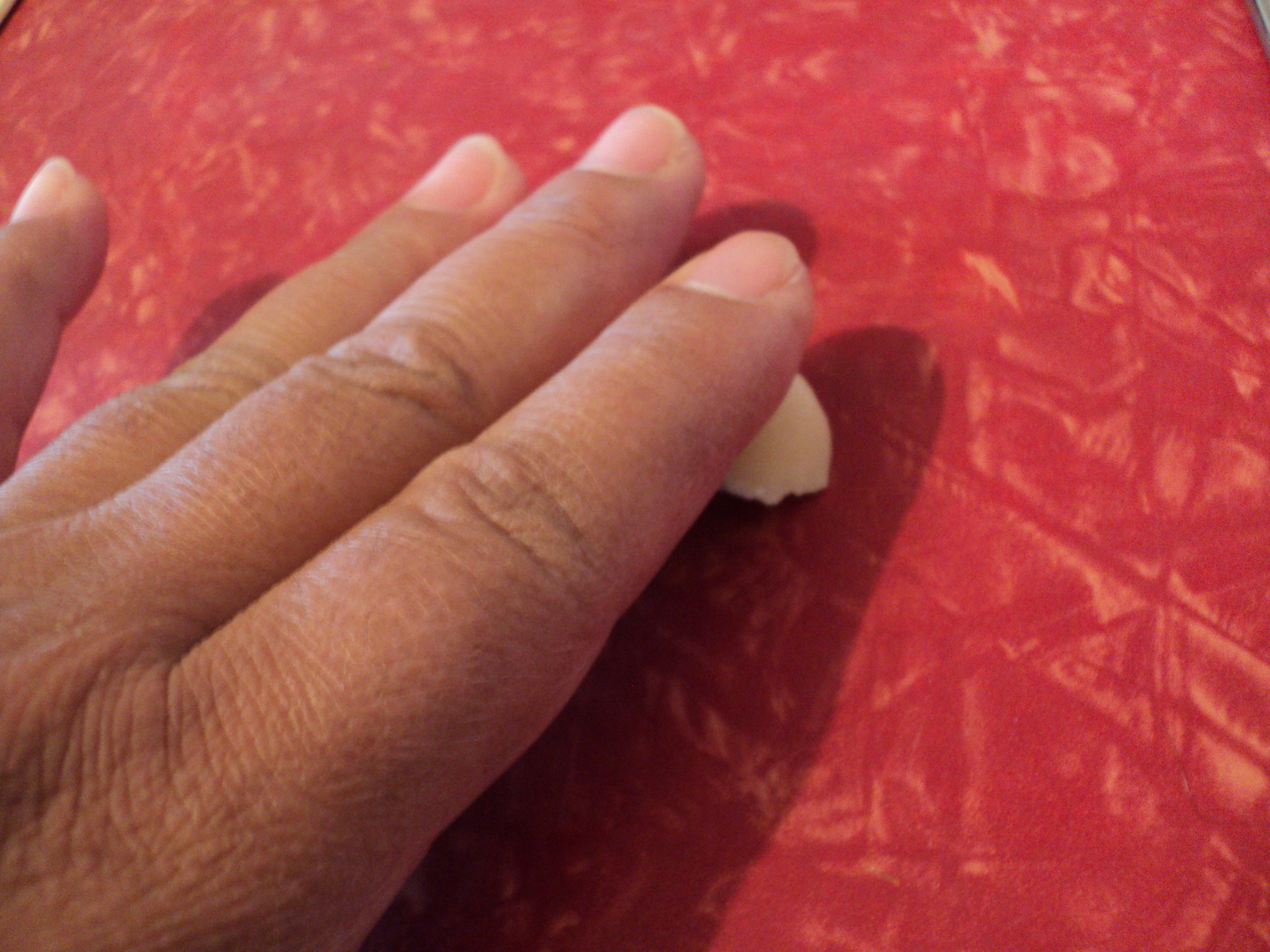 Picture of Form Your Fingers.