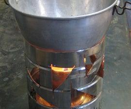 Bacon Powered Bacon Stove