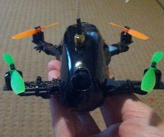 Micro GPS Quadcopter