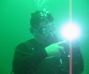 Hack a $4 LED Flashlight Into a Scuba Diving Light With a Laxative!