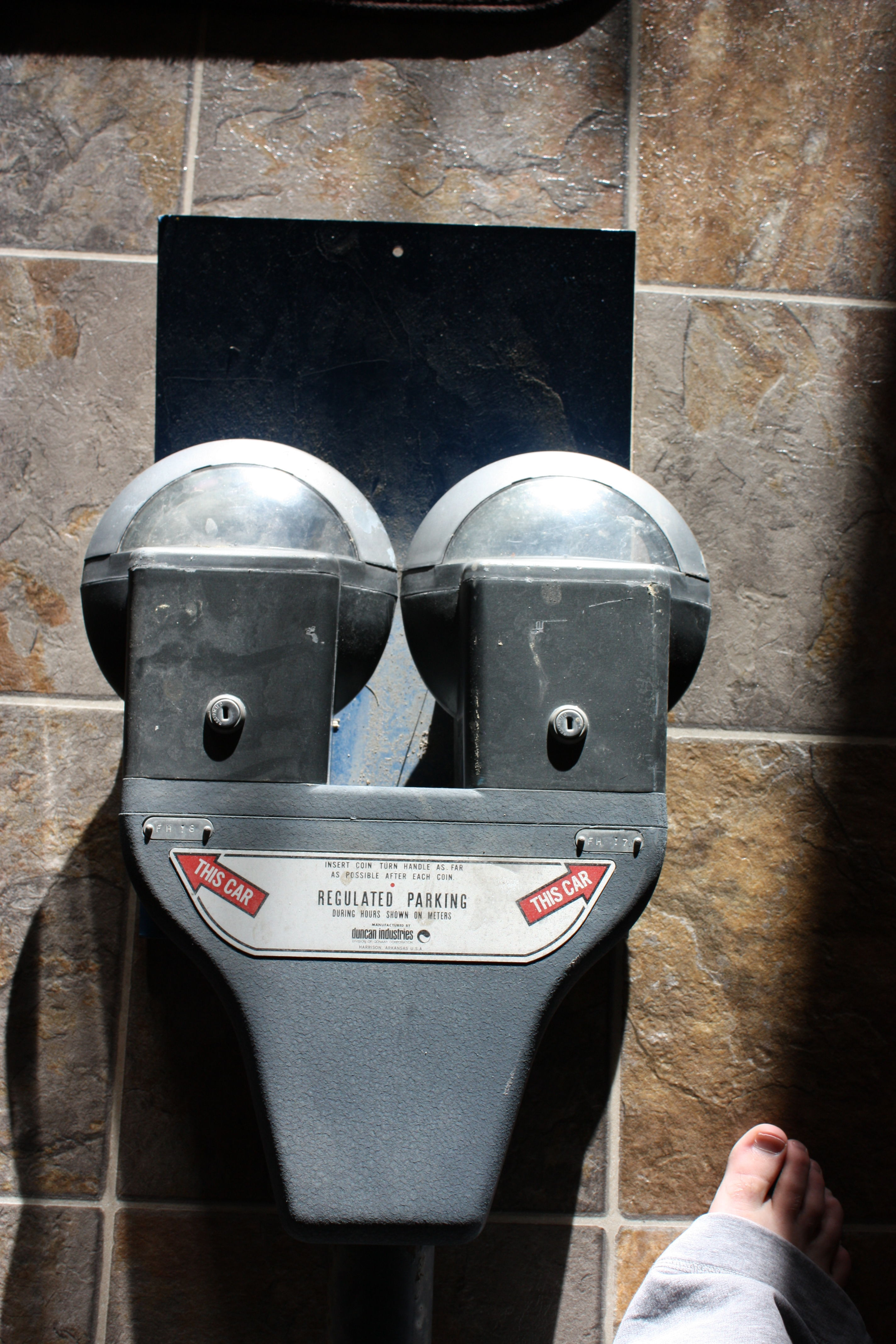 Picture of Parking Meter Lamp