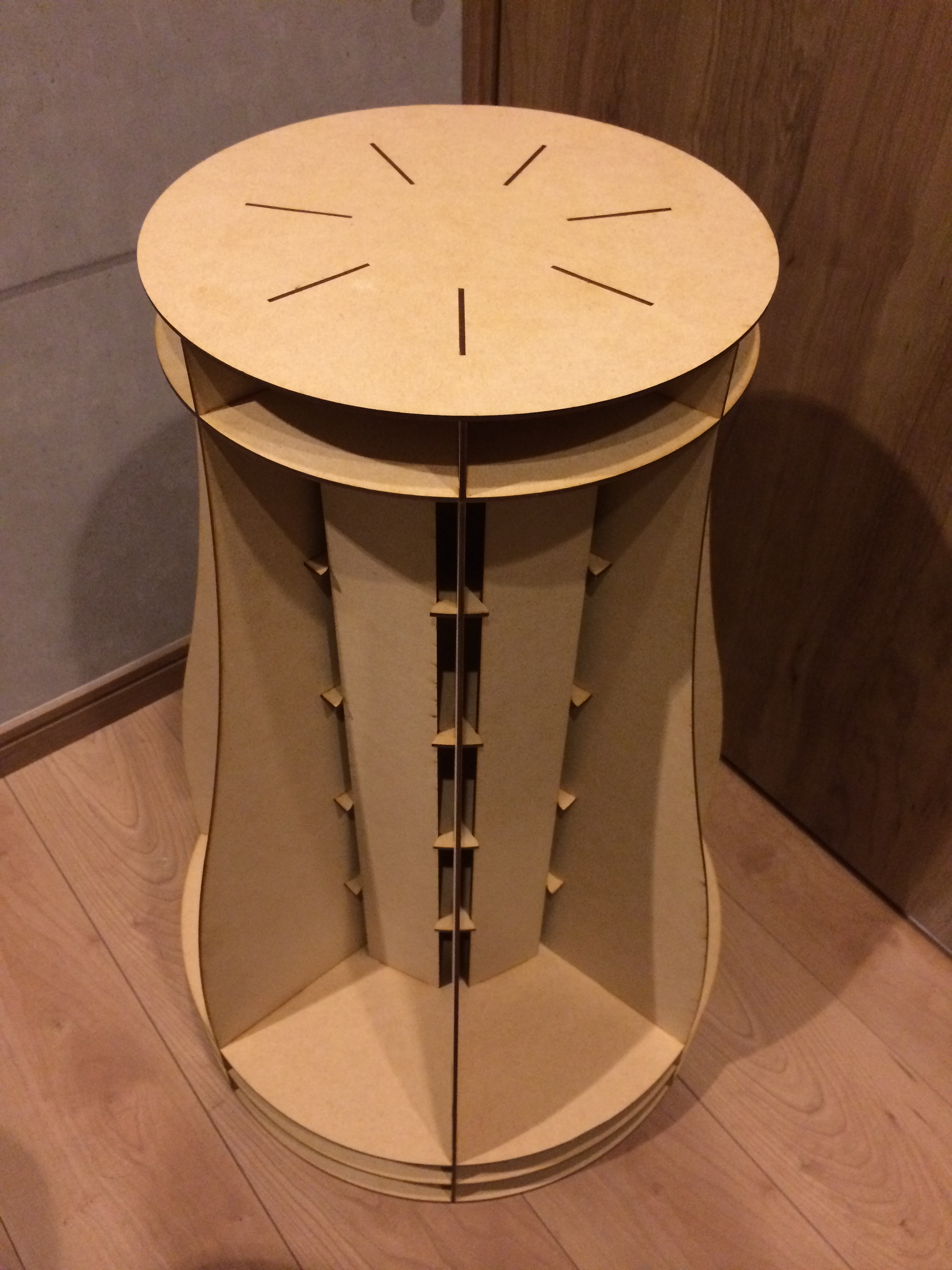 Picture of Septagon Stool
