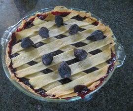 Blackberry-Fig Pie