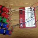 Easy Arduino Pushbutton Scoring For Two Teams
