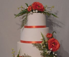 Fake That Wedding Cake! ( at Least Part of It )