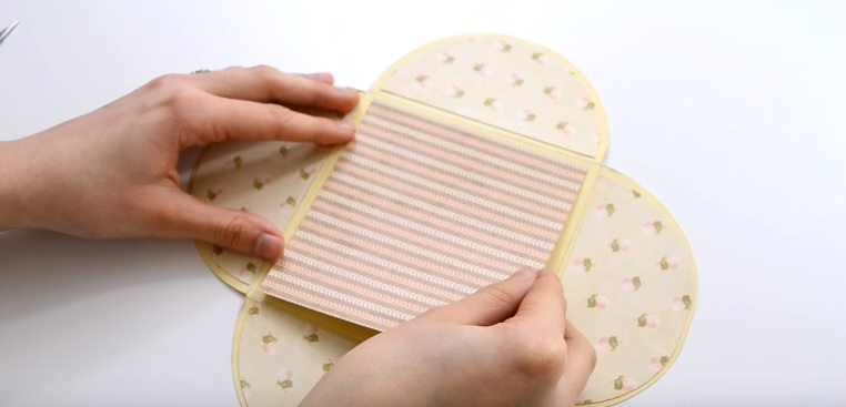 Picture of Add to Squares Inside and Outside the Card!