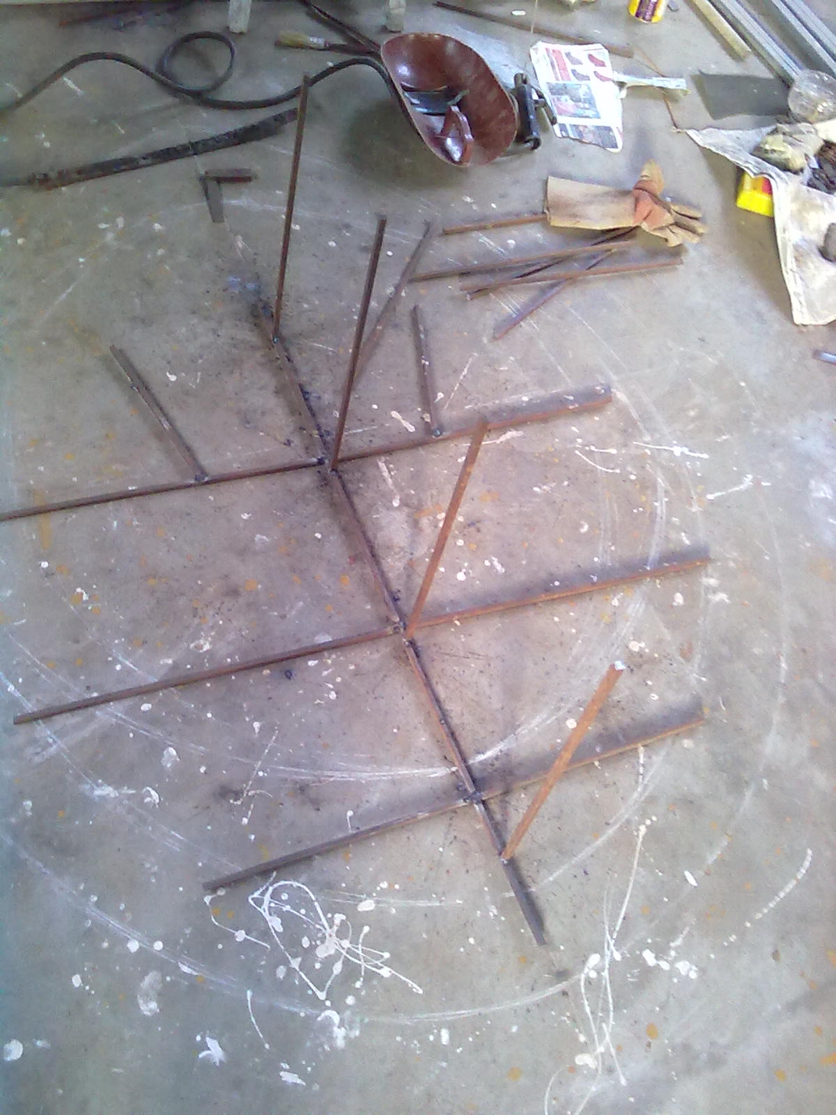 Picture of Drawing and Fabrication