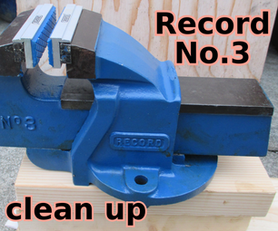 Vice Clean Up - Record No.3