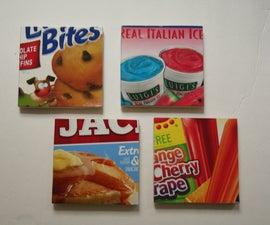 Box Culture Coasters