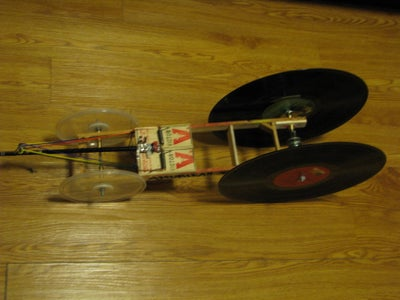Record Setting MouseTrap Vehicle