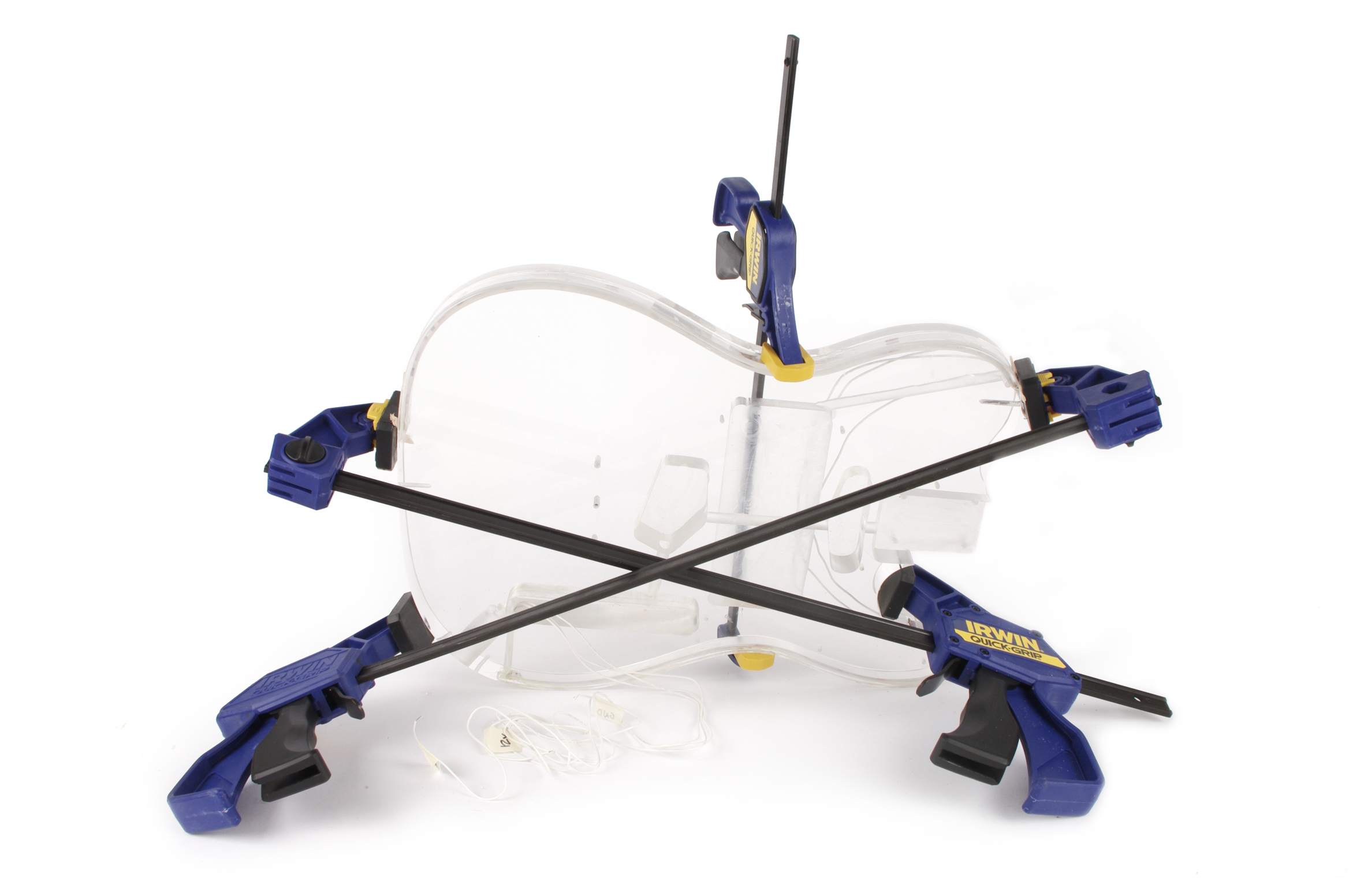 Picture of Cut, Bend, Glue and Clamp