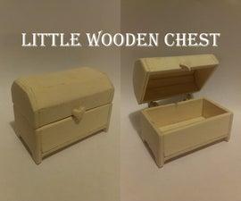 Little Wooden Chest