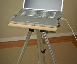 Tripod Laptop Stand