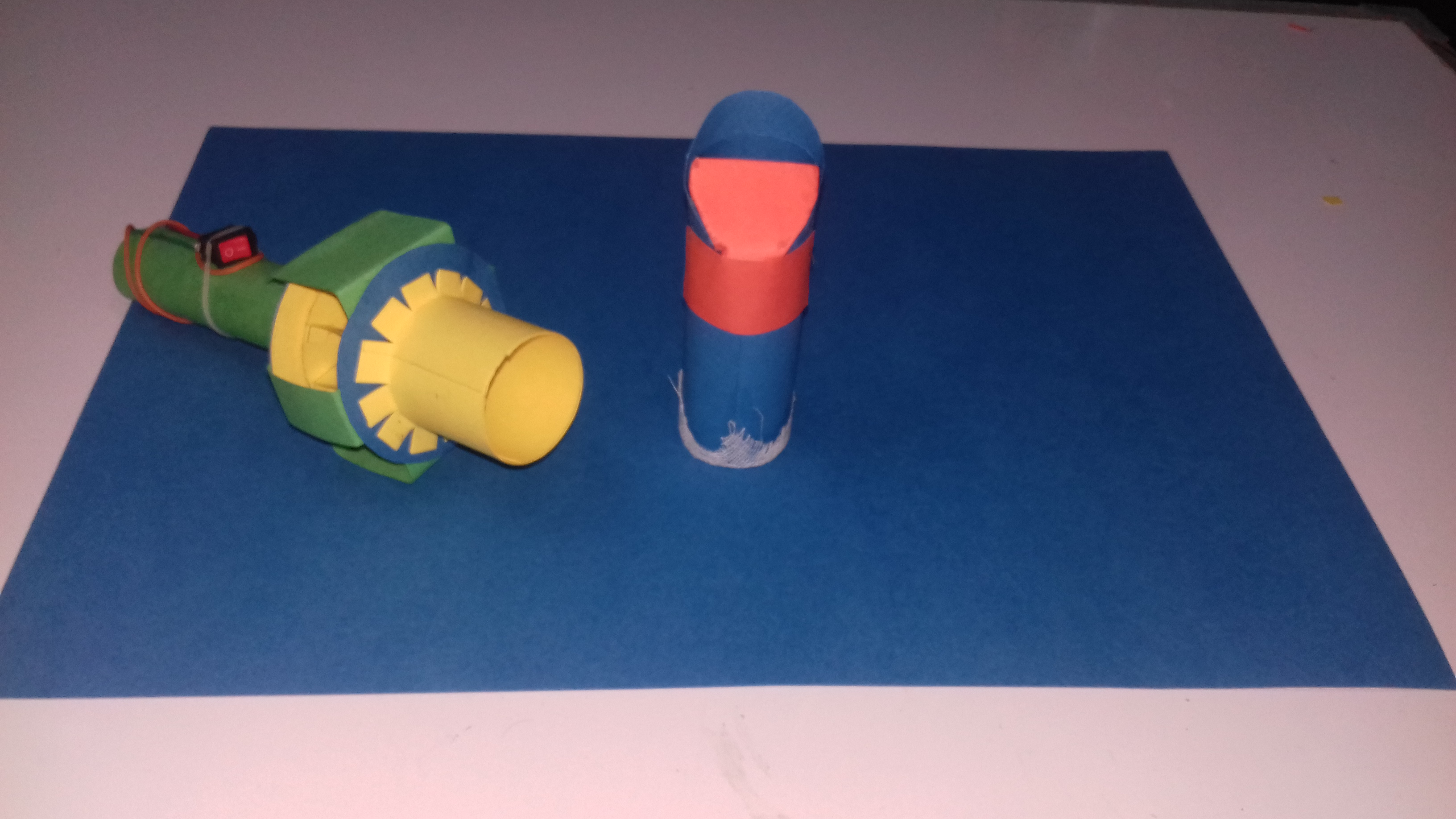 Picture of Making of Suction Tube and Dust Collector