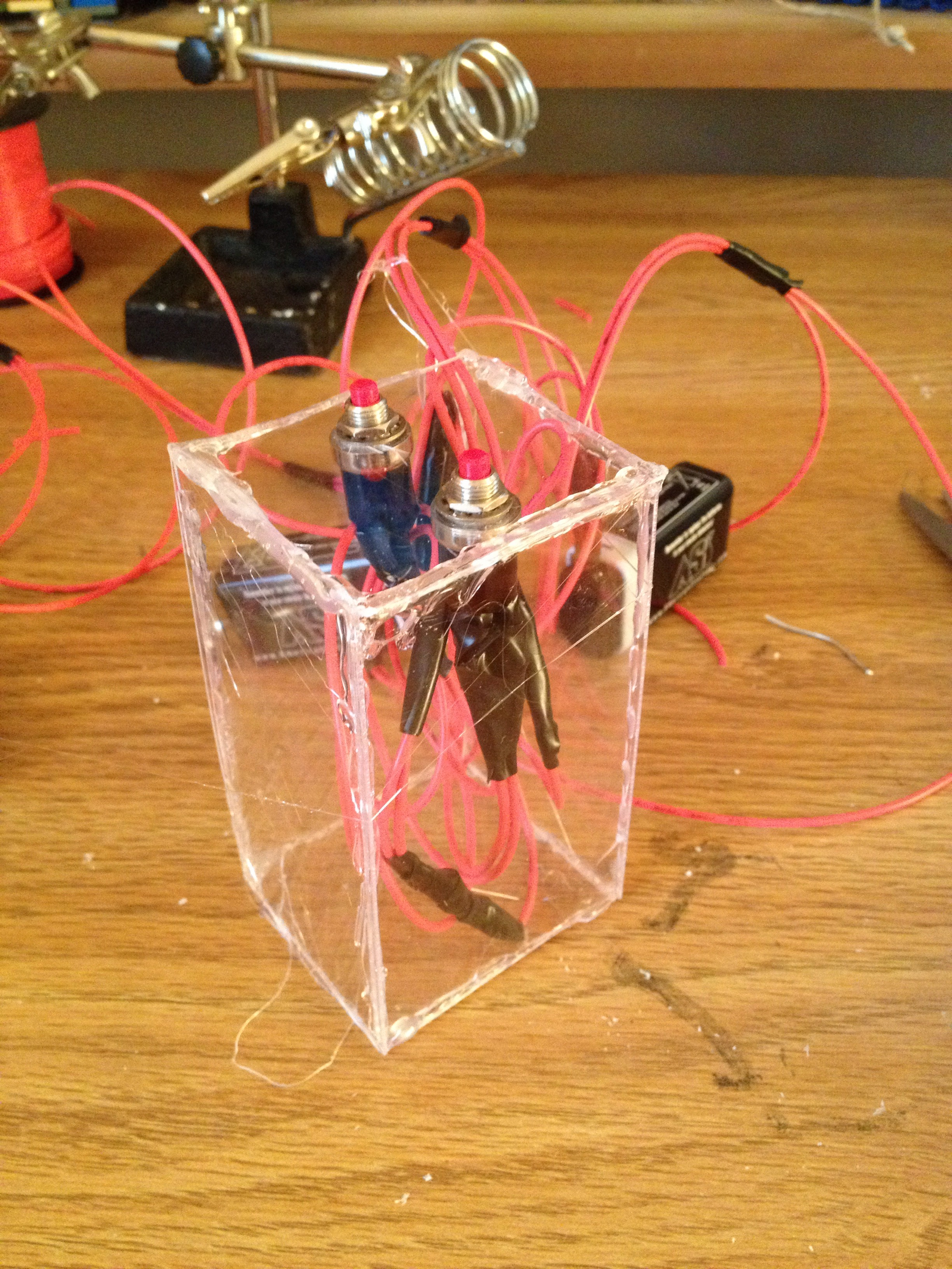 Picture of Creating Your Control Box