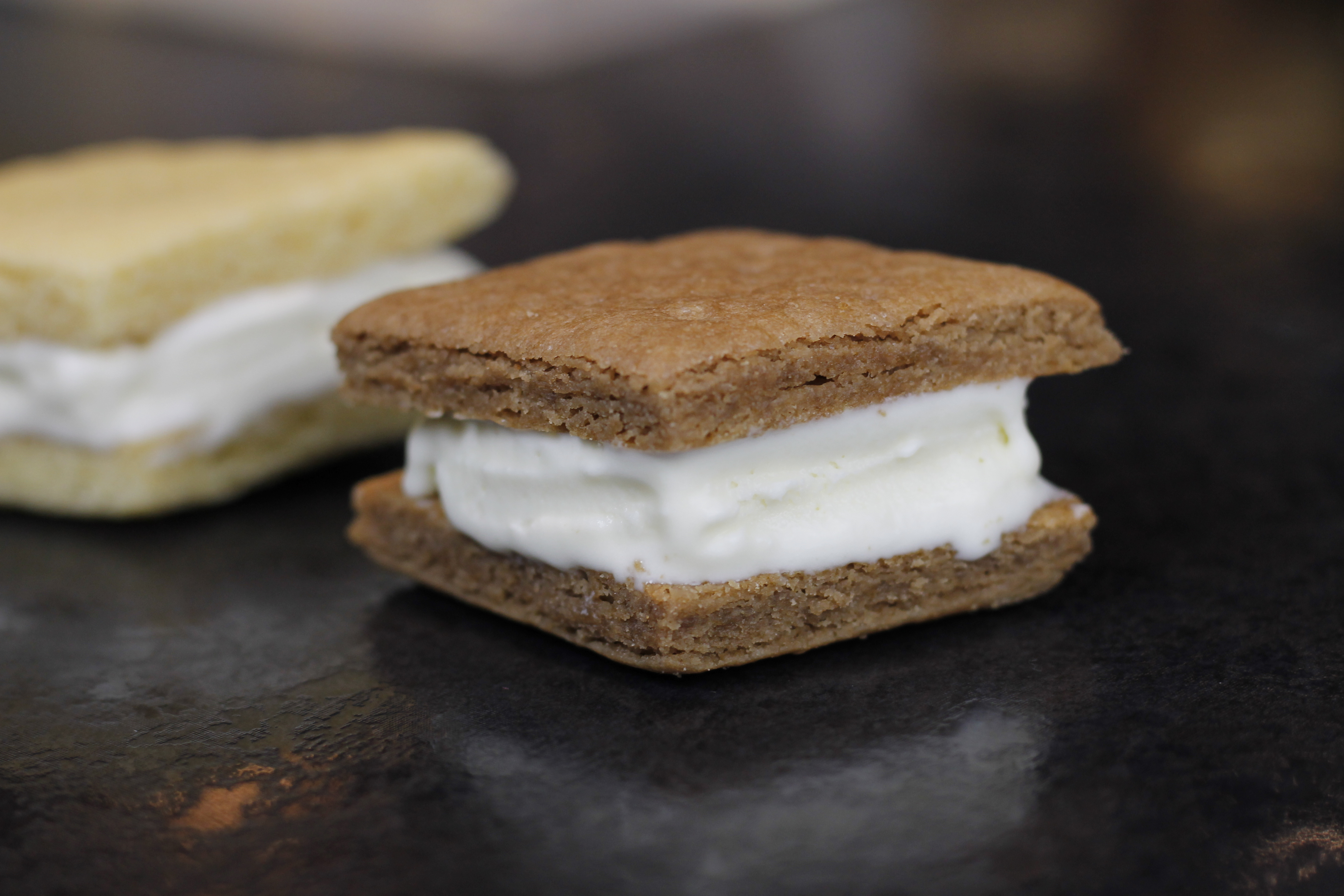 Picture of Chocolate Ice-Cream Sandwich's