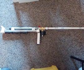 DIY Bolt Action Air Rifle