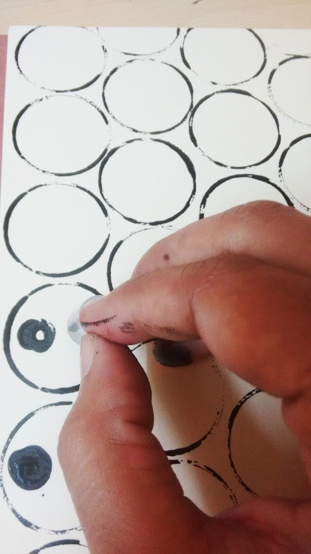 Picture of Make the Eyes