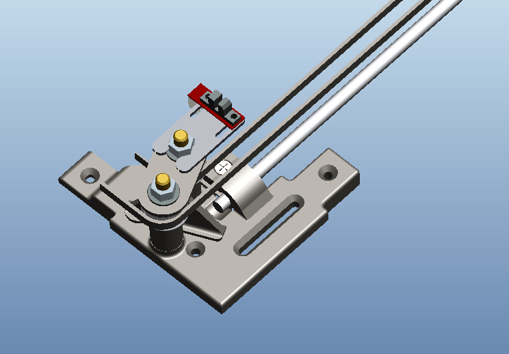 Picture of Assemble the Top X-Y Gantry (Hotend, Belt Tensioners, Belt Crossover, Etc)