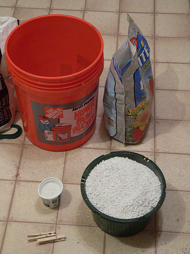 Picture of Mix Peat Moss and Perlite