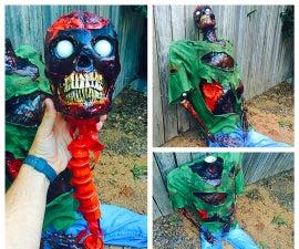 Zombie Geocache