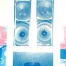 speaker x4 boom box