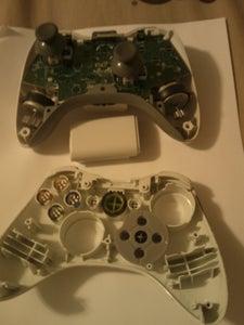 Step 1: Dissamble the Controller