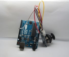 Connect and use Joystick with Arduino