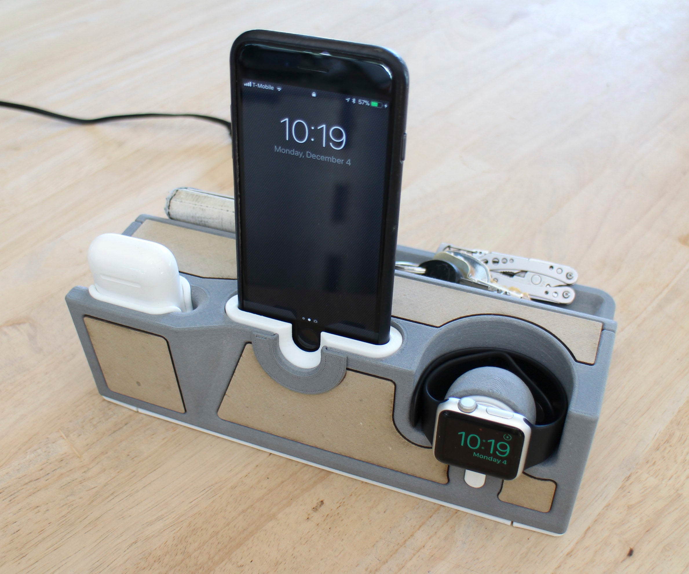 Apple Charging Dock 9 Steps With Pictures Instructables