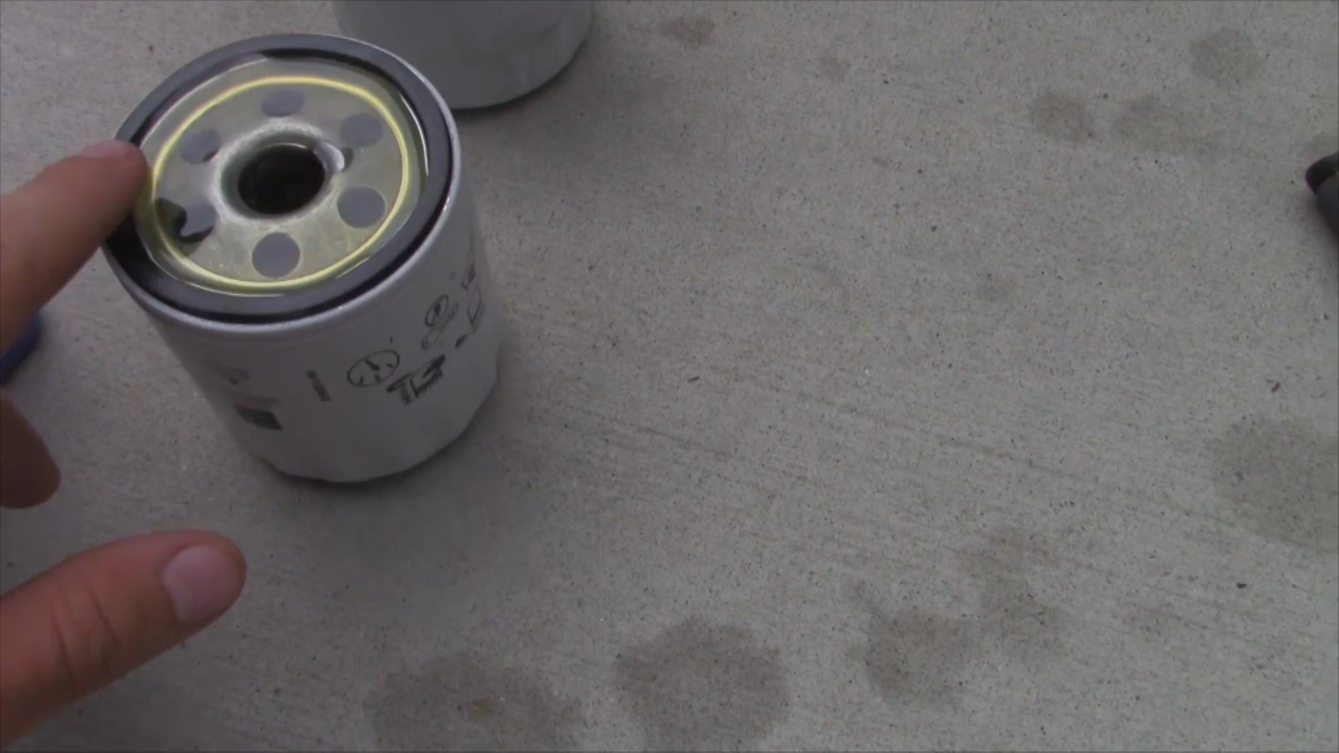 Picture of The Oil Filter