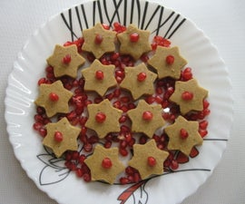 Three Ingredient Peanut Cookies