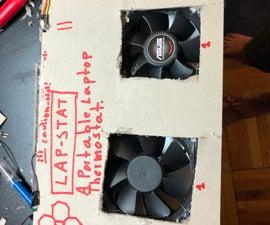 LapStat - the Laptop Thermostat
