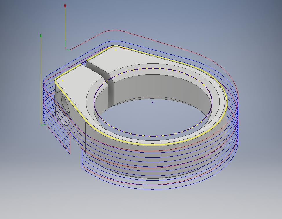 Picture of 2D Milling: 2D Contour
