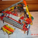 Knex Piano with optional string