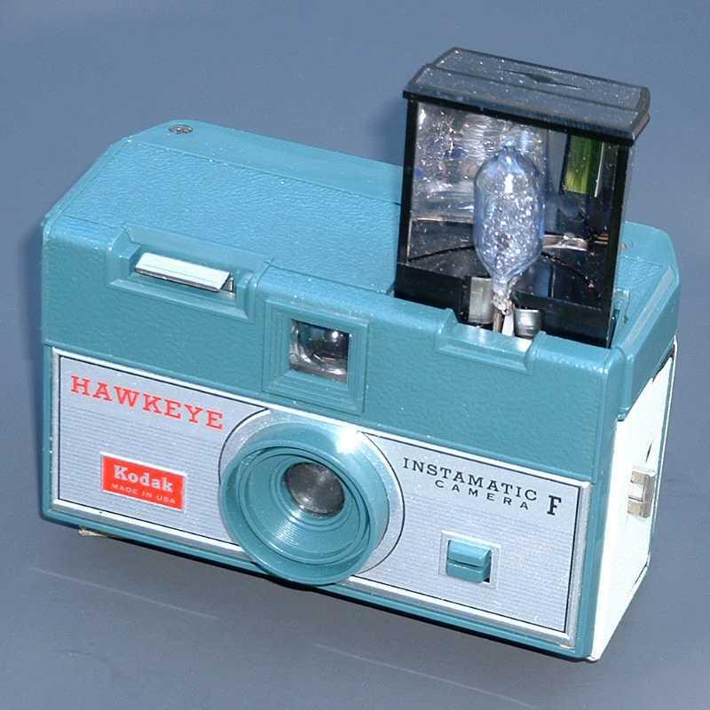 Picture of Kodak Instamatic Hawkeye F