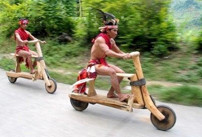 Wooden Bikes Around the World